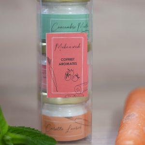 Coffret Aromates 2